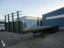DAF FULL STEEL ND 24-36/1NL WITH TWISTLOCKS (1x 40FT semi-trailer