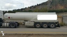 used Rigual oil/fuel tanker semi-trailer