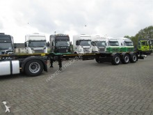 used Broshuis container semi-trailer