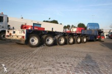 Goldhofer skph 6-60/80 heavy duty semi-trailer