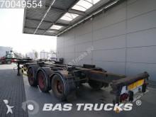 Kromhout 3 APCC-12-27 2x Ausziehbar Multifunctional-Chass semi-trailer
