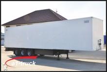 used Weka box semi-trailer