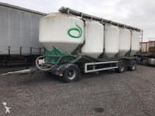 used Interconsult tanker semi-trailer