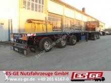 ES-GE 3-Achs-Sattelauflieger - teleskopierbar - hydr.z semi-trailer