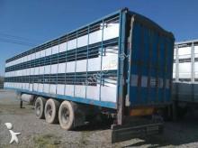 used Lecitrailer livestock semi-trailer