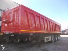 used Adamoli scrap dumper semi-trailer