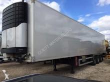 used Lecapitaine mono temperature refrigerated semi-trailer