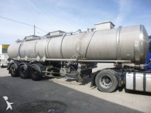 used BSLT tanker semi-trailer