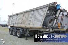 Magyar semirimorchio vasca ribaltabile alluminio 35m cubi usata semi-trailer