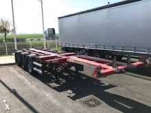 used DTEC container semi-trailer
