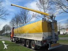 used Trabosa tanker semi-trailer