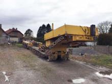 used Nicolas heavy equipment transport semi-trailer