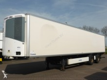 Krone 1 LIFT+1 STEER AXLE THERMOKING SLX100 semi-trailer