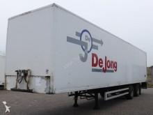Draco TXA 232 2 AXLE semi-trailer