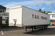 used Coder moving box semi-trailer