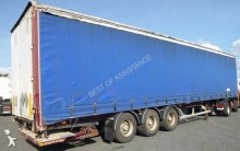 used Trailor tautliner semi-trailer