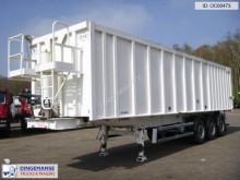 Robuste Kaiser Tipper trailer alu 49 m3 + tarpaulin semi-trailer