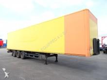 used Kögel box semi-trailer