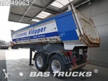 Langendorf SKS-HS 18/25 24m3 semi-trailer