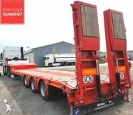 new Kässbohrer heavy equipment transport semi-trailer