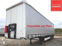 new Kässbohrer tautliner semi-trailer