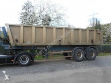 used Kaiser tipper semi-trailer