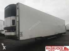 Van Eck 3as mega met rollebanen semi-trailer