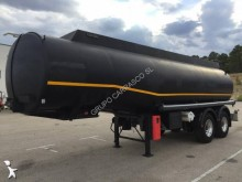 used Caldal oil/fuel tanker semi-trailer