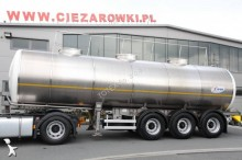 Sommer CISTERN / PRO-WAM / SAF / 3 CHAMBERS semi-trailer