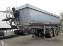 used Schmitz Cargobull half-pipe semi-trailer