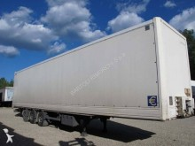 used Lecitrailer box semi-trailer