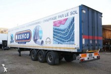 used Van Hool box semi-trailer