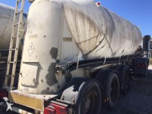 used Hermanns powder tanker semi-trailer