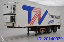 used LAG refrigerated semi-trailer