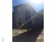 used Van Hool tautliner semi-trailer