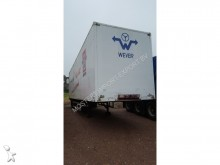 used Netam box semi-trailer