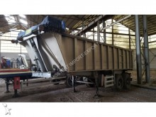 Stas Tipper 25m3 semi-trailer