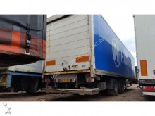 used Draco box semi-trailer