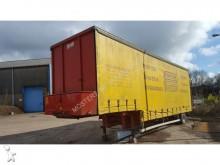 Pacton semi dieplader semi-trailer