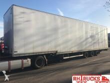 used Talson box semi-trailer