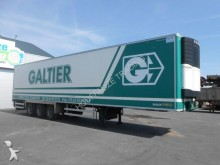 used Chereau insulated semi-trailer