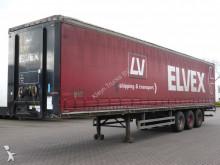 used Pacton tarp semi-trailer
