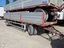 used Cardi dropside flatbed semi-trailer
