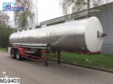 BSL Food 26000 Liter 6 Compartments, Isolated, food semi-trailer