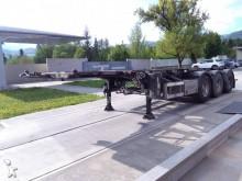 used Van Hool container semi-trailer