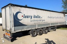 Daytona Semirimorchio, Centinato Sponde, 3 assi, 13.60 m semi-trailer