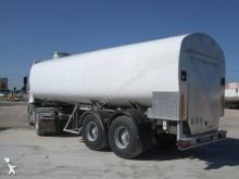 Magyar ALIMENTAIRE inox calorifugé semi-trailer