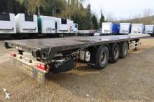 used Zorzi flatbed semi-trailer
