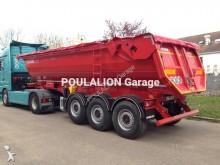 new Fruehauf construction dump semi-trailer