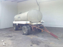 used Rincheval oil/fuel tanker semi-trailer